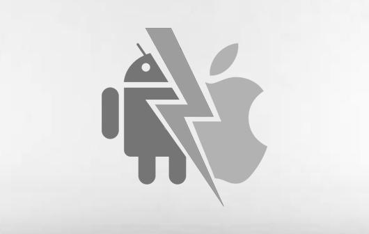 Smartphone Markt Quartalszahlen: Android wächst iOS verliert