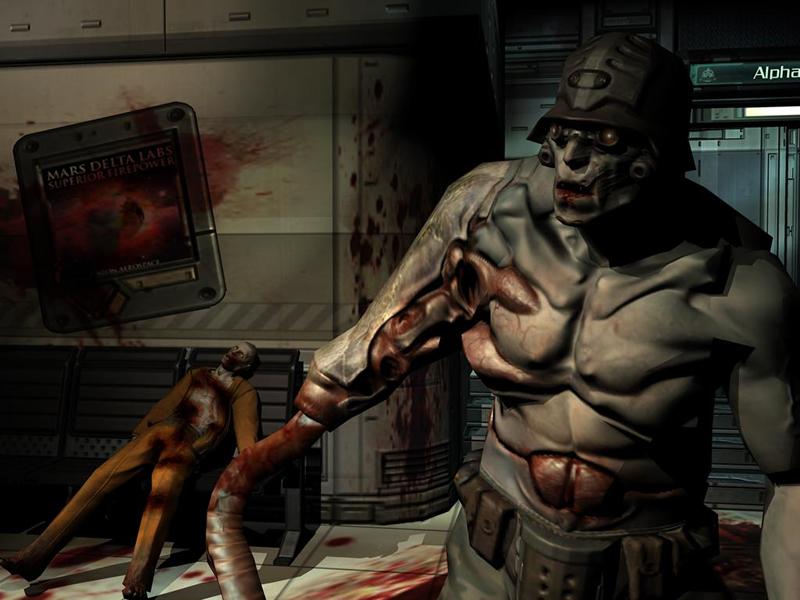 Doom 3 Engine wird auf Android Portiert