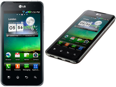 LG Optimus Speed doch mit Android 4.0 Update?