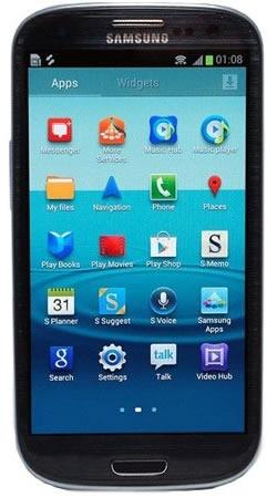 UK-Händler bestätigt schwarzes Samsung Galaxy S3