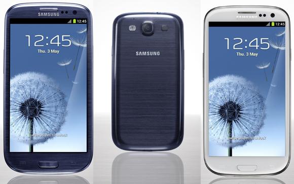Samsung Galaxy S3 verkauft sich 20 Millionen Mal
