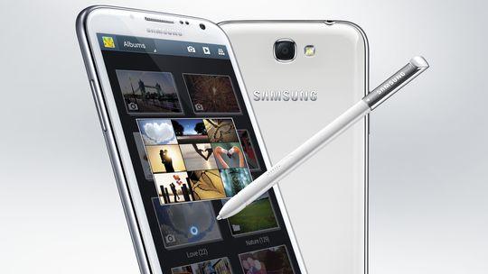 Samsung Galaxy Note 2 knackt die 3 Millionen Marke