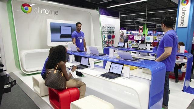 Startet Google noch in diesem Jahr eigene Ladengeschäfte?