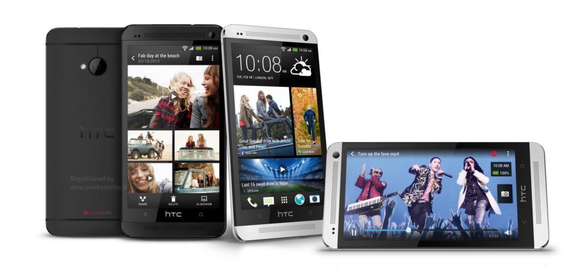 HTC One: Irrtümlich veröffentlichtes Pressebild zeigt finales Design?