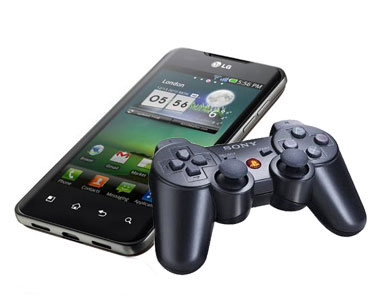 PlayStation 3 Controller am Android Smartphone verwenden