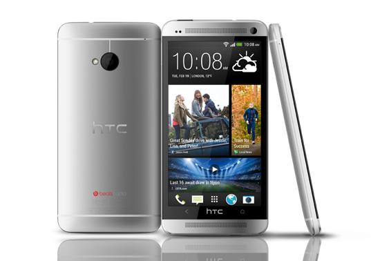 HTC One offiziell vorgestellt