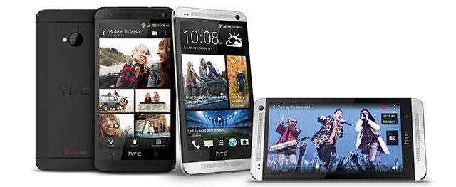 HTC One im Benchmark Test