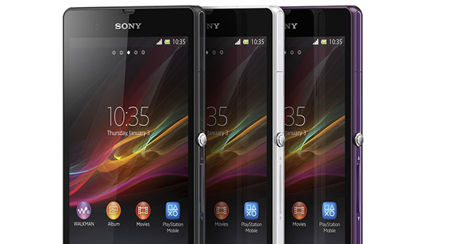 Sony Xperia Z ab 21. Februar erhältlich