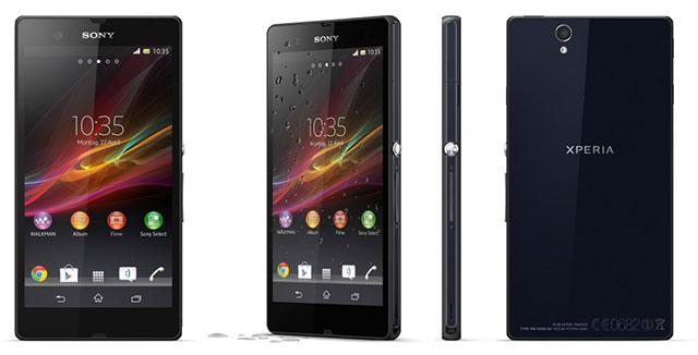 Sony Xperia Z um 649 Euro dafür mit Docking-Station?