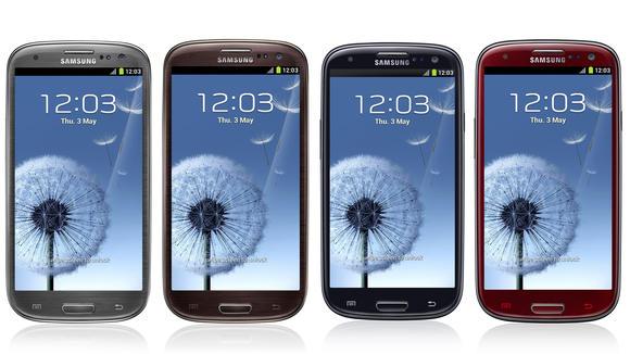 Veröffentlicht Samsung demnächst ein überarbeitetes Galaxy S3?