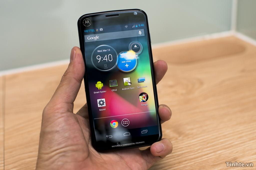Neue Gerüchte zum Motorola X Phone