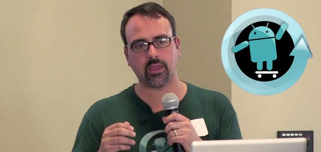 CyanogenMod Gründer verlässt Samsung