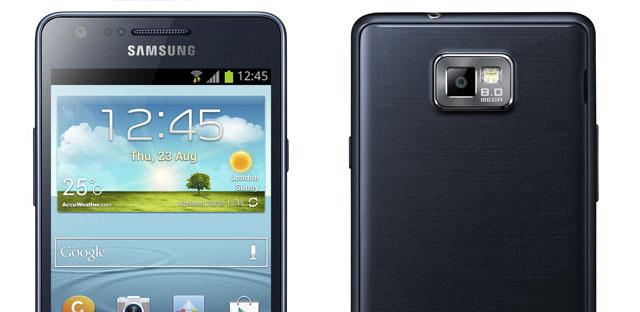 Samsung Galaxy S2: Android 4.1.2 wird ausgerollt