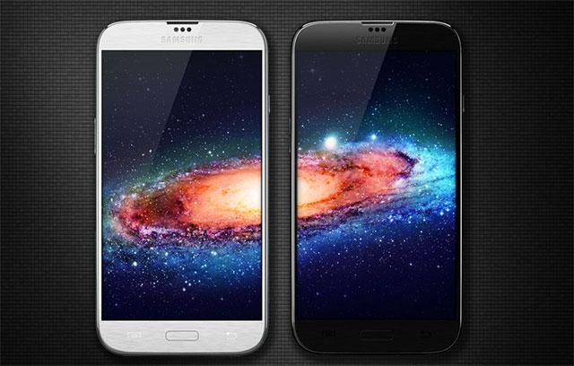 Samsung Galaxy S4 erneut mit Plastik Gehäuse?