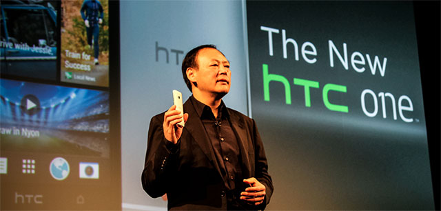 HTC: CEO Peter Chou tritt zurück falls HTC One kein Erfolg wird
