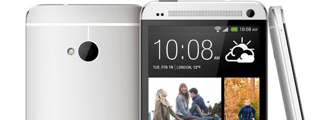 HTC One verspätet sich