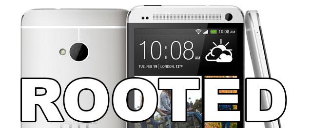 HTC One Root ab sofort möglich