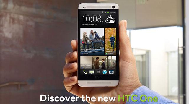 HTC startet Info-Seite zu HTC One