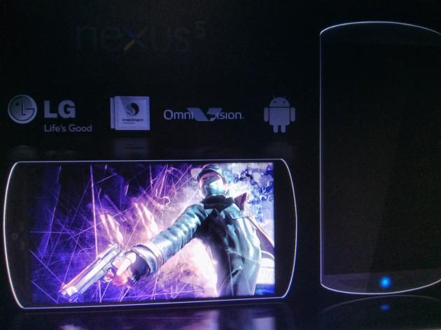 Bilder zeigen möglichen Nexus 5 Prototyp