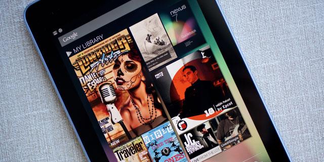 Nexus 7 ab sofort in Korea über Play Store erhältlich