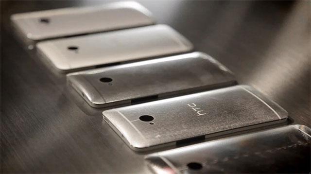 HTC zeigt Fertigungsprozess des HTC One