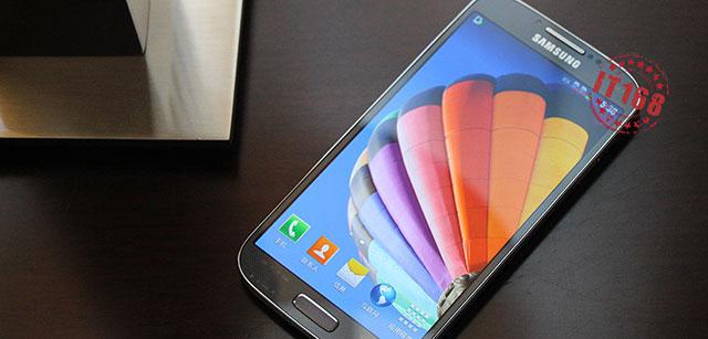Bilder Videos und Spezifikationen des Galaxy S4 aufgetaucht