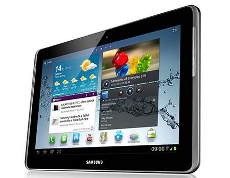 Gerücht: Samsung arbeitet an Galaxy Tab mit Super AMOLED-Display