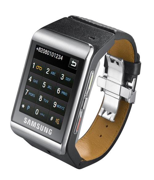 Samsung arbeitet an Galaxy Watch