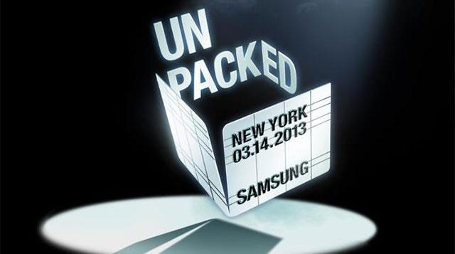 Samsung startet Teaser-Aktion zum Galaxy S4