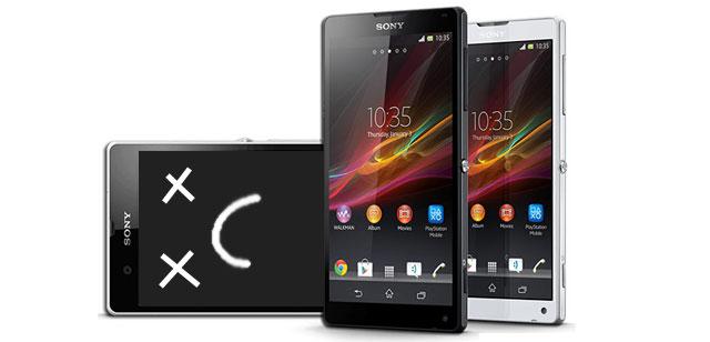 Sony Xperia Z mit plötzlichen Komplettausfall?